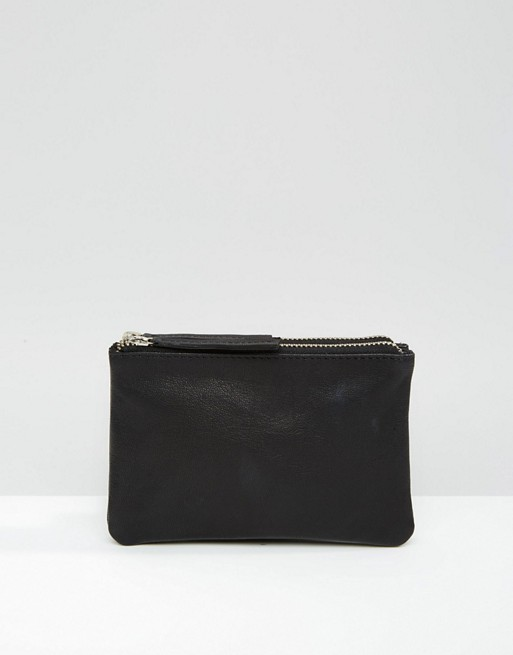 ASOS Leather Double Purse